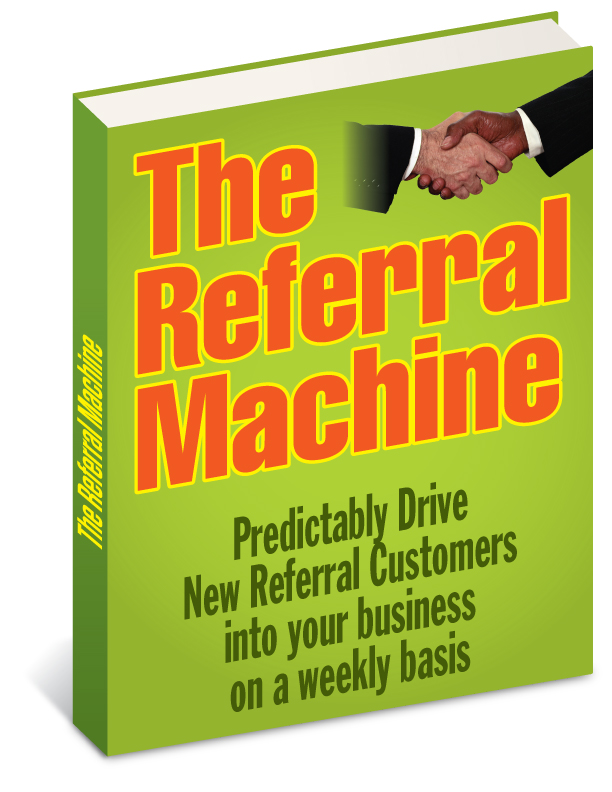 The referral machine
